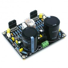 2 x 68W Watt LM3886 + NE5532 Audio Amplifier Board DC Serve Current Feedback XD