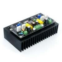 Hi-End LM4702+2SK1530+2SJ201 Stero Power amplifier board with Heatsink 100W+100W