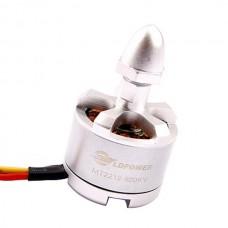 LD-POWER MT2212 920KV Brushless Motor CW w/White Bullet Cap for DJI Phantom Quad
