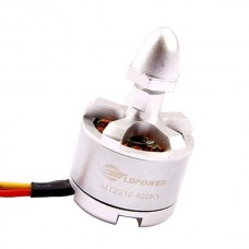 LD-POWER MT2212 920KV Brushless Motor CCW w/White Bullet Cap for DJI Phantom Quad
