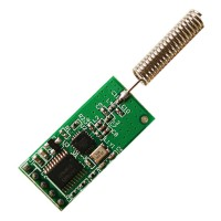 1pcs CC1101 433MHz Wireless Transceiver Module with Antenna