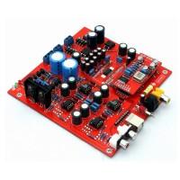 PCM1794+WM8805+NE5534+AD827 DAC Decode Board Docoder (without USB Subisidiary Card)