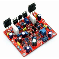 NJW0281/NJW0302 MJE15032/MJE15033 Class A 50W AMP Amplifier Assembled Board
