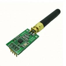 Wireless RF Transceiver Module 433Mhz CC1101 CC1100 RF1100SE Antenna