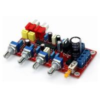 LM1036n AC10~12V or DC12-15V HIFI Tone Adjustment Volume Control Assembled Board  DIY