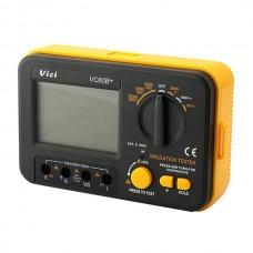 VICHY VC60B+ Digital Insulation Resistance Tester Megger MegOhmmeter Meter