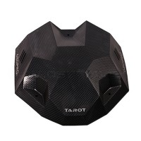Tarot 680PRO Black Canopy Cover TL2851 Glass Fiber Cover for Tarot 680Pro Hexacopter