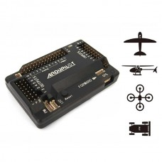 ArduPilot Mega APM2.6 Flight Controller in Case F Multirotor Fixed-wing Airplane