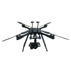 ZERO HighOne Best-value Review Quadcopter FPV Multicopter Aircraft Frame Kit (Support GH3 Gimbal)