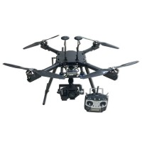 ZERO HighOne Best-value ARF Quadcopter FPV Multicopter Aircraft Kit & YS-Gemini Autopilot Combo + GH3 Gimbal