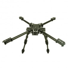 X500 16mm Carbon Fiber Quadcopter Aircraft Frame Kit w/Landing Gear for FPV