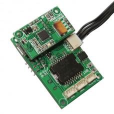DYS Mini BGC2.3 3 Axis Brushless Gimbal Controller BGC 2.3 Mini Gimbal Driver