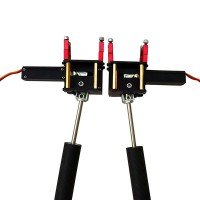 Universal Electronic Retractable Landing Skid Gear for 20mm 22mm 25mm Hexacopter & Octacopter