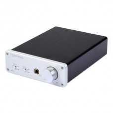 TOPPING VX1 2×25W Class-T Tripath Stereo Hi-Fi Digital Power Subwoofer Amplifier + Built-in 24bit/96kHz USB DAC + Headphone Amp