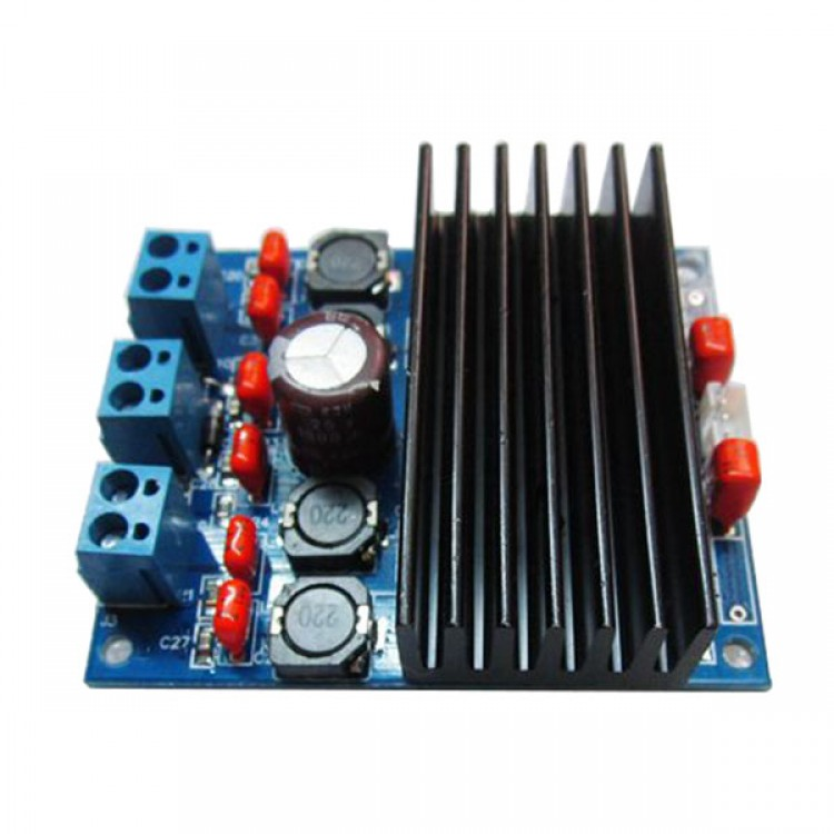 TDA7492 High-power Digital Power Amplifier Board 2*50W/100W Parallel