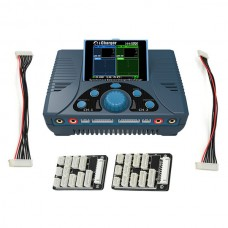 iCharger 308 Duo DC 1300W 30A 8S Dual Port Charger Newest Software for RC Hobby