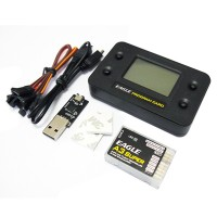 Newest V2.2 Version EAGLE A3 Super RC Flight Controller System Fixed-wing w/6-axis 3 gyro+3 acc MEMS