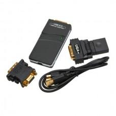 UGA USB to DVI VGA HDMI Multi-Display Graphics Adapter