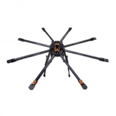 Tarot T15 Carbon Fiber Full Folding Octocopter FPV Multicopter TL15T00 for 5DII RED EPIC C300 FS100 FS700
