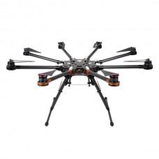 DJI Spreading Wings S1000 Octocopter FPV Foldable Multi-rotor for DJI Zenmuse 5DII GH3 Brushless Gimbal