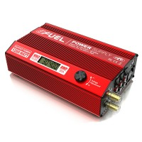 Battery Chargers and eFuel 1200W/50A Power Supply 100-240V LCD Display Two USB Ports