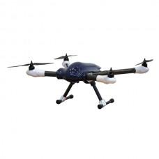 T-Motor SKY-HERO Spyder 850mm Folding Quadcopter 30mm Tube X8 Mode Aircraft Frame Kit Air Spider SKHOO-402