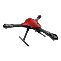 SKY-HERO Y6 SPY-750mm Folding Tricopter 30mm Tube FPV Multicopter Aircraft Frame Kit Air Spider