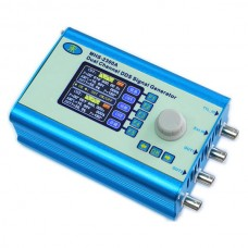 MHS2300A MHS2305 Dual Channel Digital DDS Signal Generator 5MHZ 20Vp-p 32bits ARM LCD Display