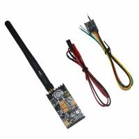 DYS TX400 5.8G 400mW Wireless Video Transmission FPV Sender Transmitter w/2dB Antenna