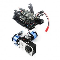 Dragonfly FPV MC6500GoPro-BLG 3 Axis Brushless Gimbal for Gopro 3 & 3+ Camera