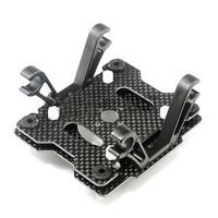SIGMA ANTI-Q3000S Carbon Fiber Anti-vibration Damping Set for Camera Gimbal MC6500Gopro-BLG 3 Axis Brushlee Gimbal