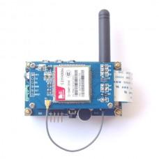 SIM900A GSM/GPRS Cellphone Development Board Module w/ Audio Port Antenna