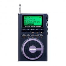 Digital Radio Recorder FM Stereo MW SW AM MP3 Player DSP 4GB DEGEN DE1125