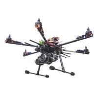 Tarot FY680 FPV Carbon Fiber Hexa-copter RTF Multicopter w/ DJI NAZA-M V2 SunnySky Motor & ESC Prop Kit