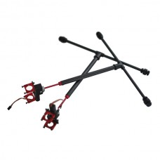 Sunshine Electronic Retractable FPV Landing Gear Skid for 22mm Tube Hexacopter Octocopter