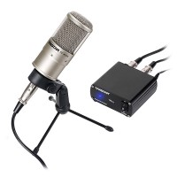 Takstar PC-K200 Professional Condensor Recoding Microphone + MA-1C Amplifier