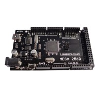 Mega 2560 R3 Mega2560 REV3 ATmega2560-16AU Board + USB Cable Compatible Arduino