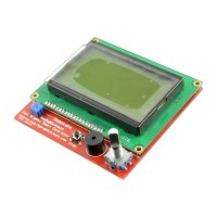 3D Printer RAMPS1.4 LCD12864 Intelligent Controller LCD Control Panel 3D Printer Parts
