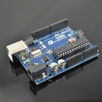 Uno Development Board Funduino UNO Arduino Compatible USB Cable ATMega8U2