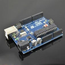 Uno Development Board Funduino UNO Arduino Compatible USB Cable ATMega8U2