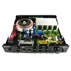 HIFI Amplifier Karaok 4ohm 200W + 200W Hifi 2.0 Amplifier with USB SD Port