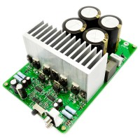 Top Iraud2000 7G31A-22UH Class D Amplifier 2000W Digital Amplifier Board Finished w/ ELNA 10000uF80V Capacitor