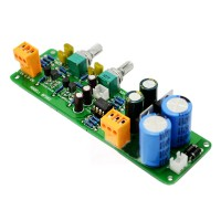 BF052 Super-bass Lowpass Filtering Pre-amplifier Board Module for HIFI/Audiophile/Pro Audio Assembled