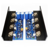 MJ2001 200W High Power Amplifier Board Kit Class A Amplifier MJ11032 MJ11033