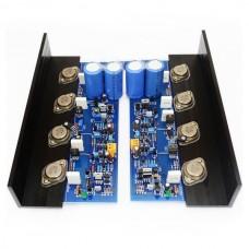 MJ2001 200W High Power Amplifier Board Kit Class A Amplifier MJ11032 MJ11033