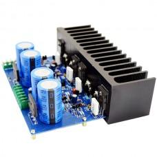 MT-150 HIFI Class A Amplifiers 150W 15000UF 50V 2SK366 Power Amplifier Board Asembled
