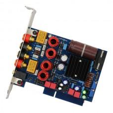 Hi-Fi DC 12V TA2021B 25W + 25W Stereo Class-T Amp Computer Sound Card Amplifier