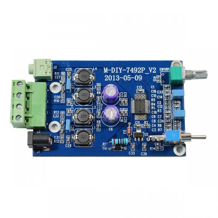 110V Home Amplifier Bass Amplifier Digital Power Amp 300W