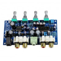 TA7630 HIFI Fever Pitch High Quality Amp Amplifier NE5532 Board Strip Pure DC Regulator