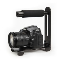 Sevenoak SK-VH01U-type Handle Aluminum Alloy Folding Video Stabilizer Handle